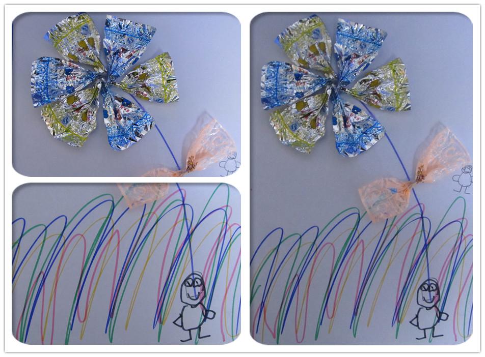 风筝图案简单画内容 风筝图案简单画版面设计
