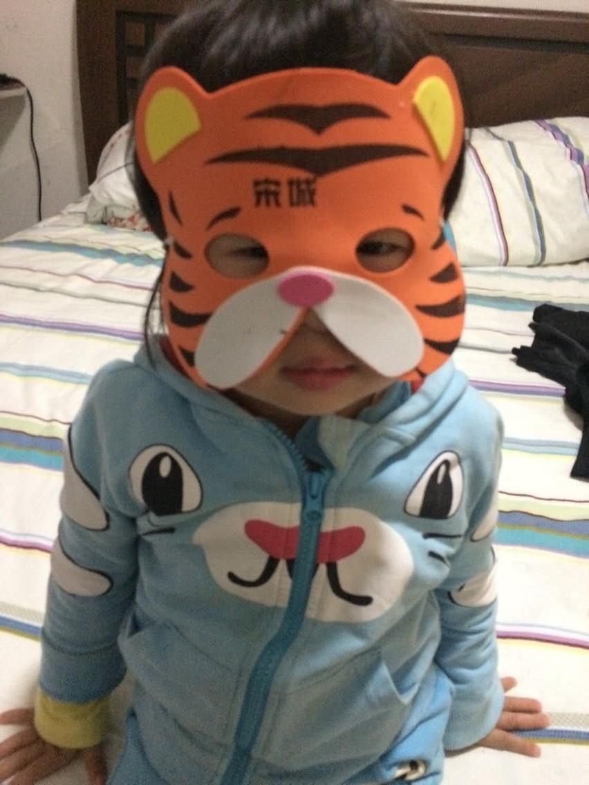 反正老虎也是猫科动物