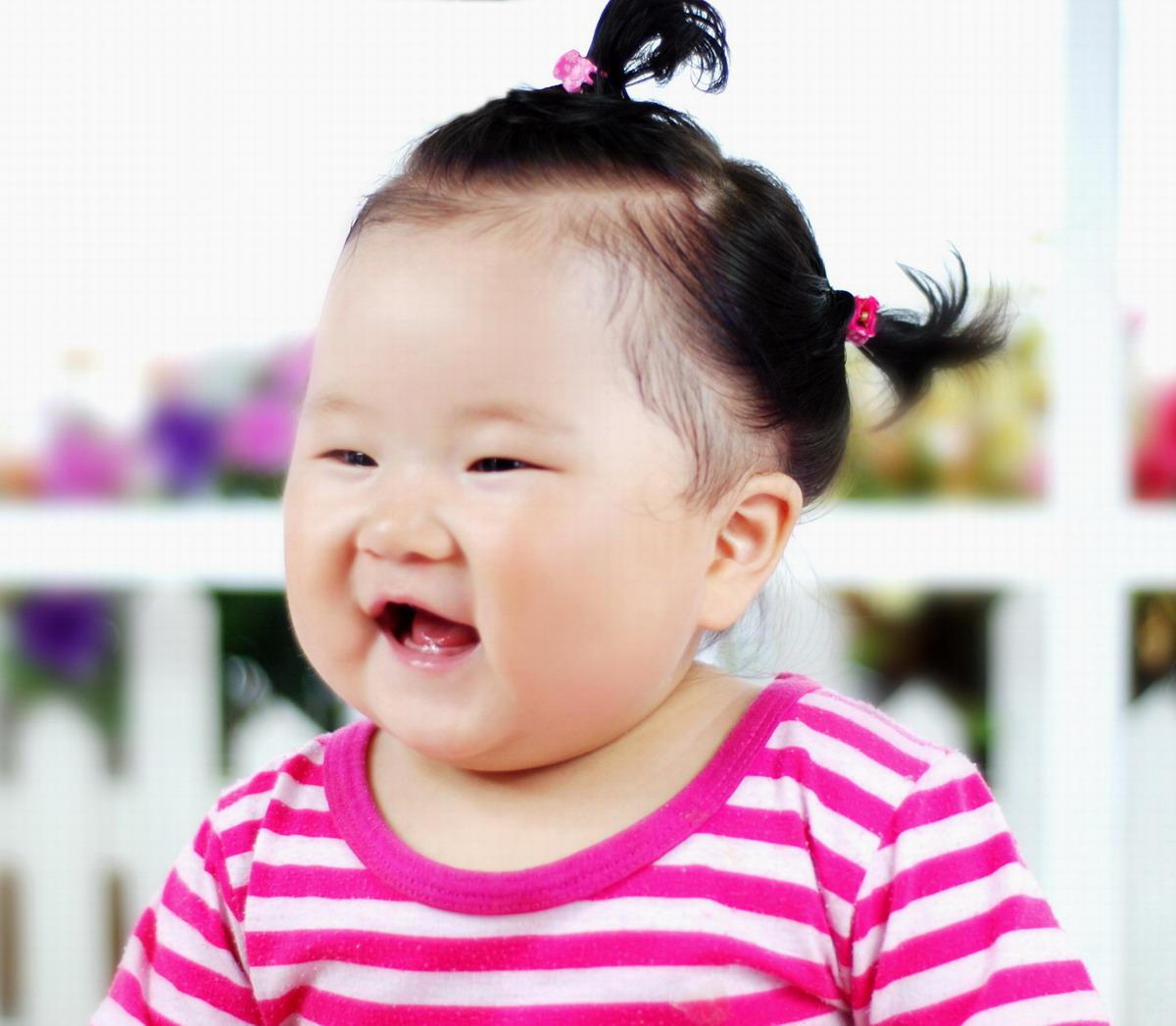 【可爱宝宝发型秀】杨杨宝贝发型秀