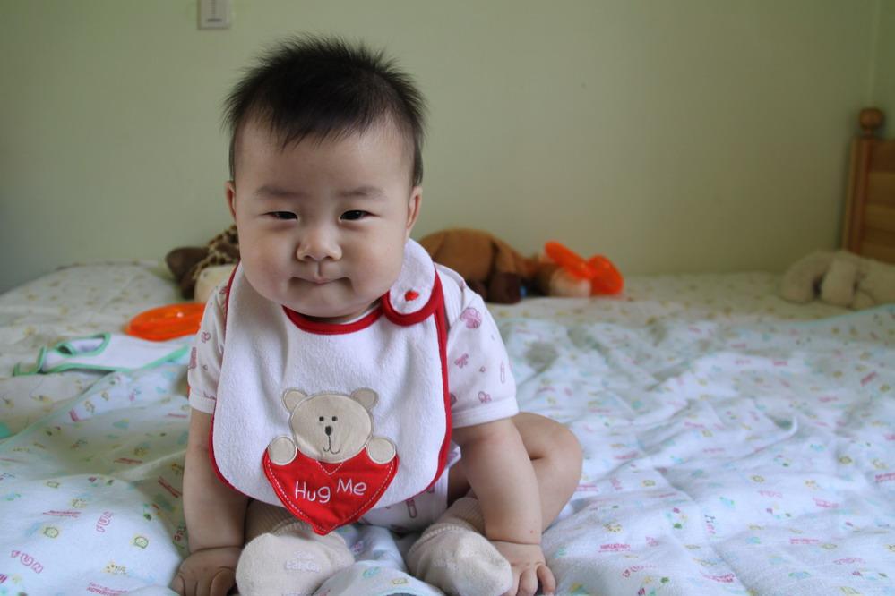 宝宝寸头发型图片展示图片