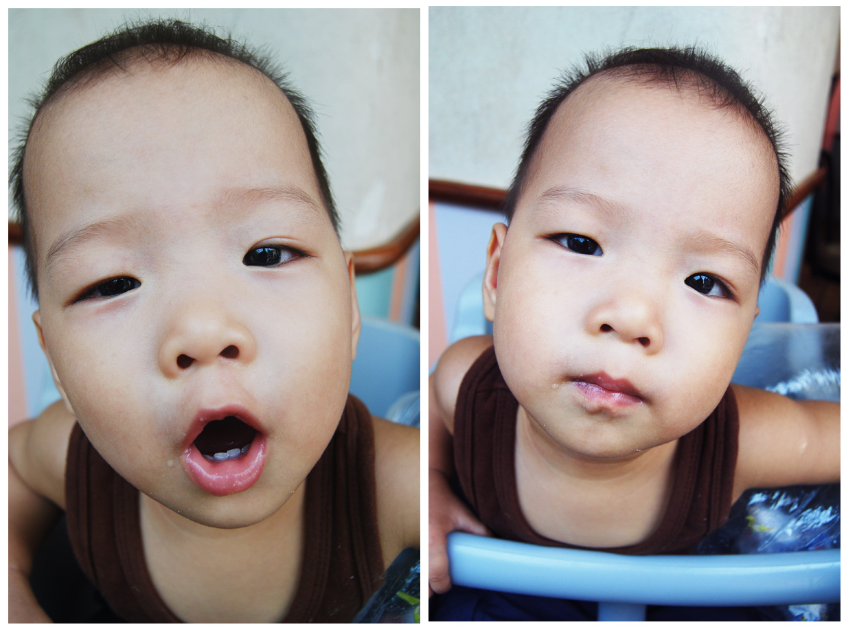 【可爱宝宝发型秀】我是小小男子汉