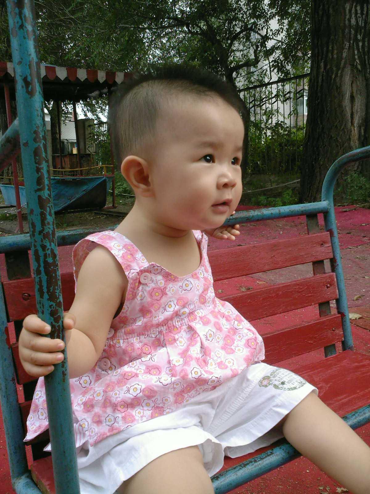 【父母世界】宝宝的可爱夏季清爽发型