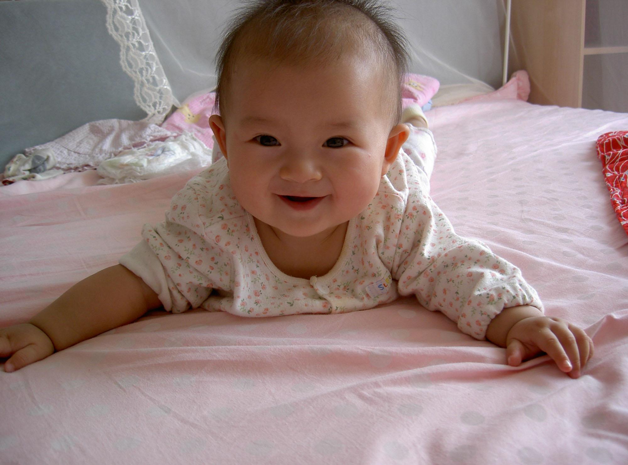 【我家宝宝是明星】超级可爱的小饱儿