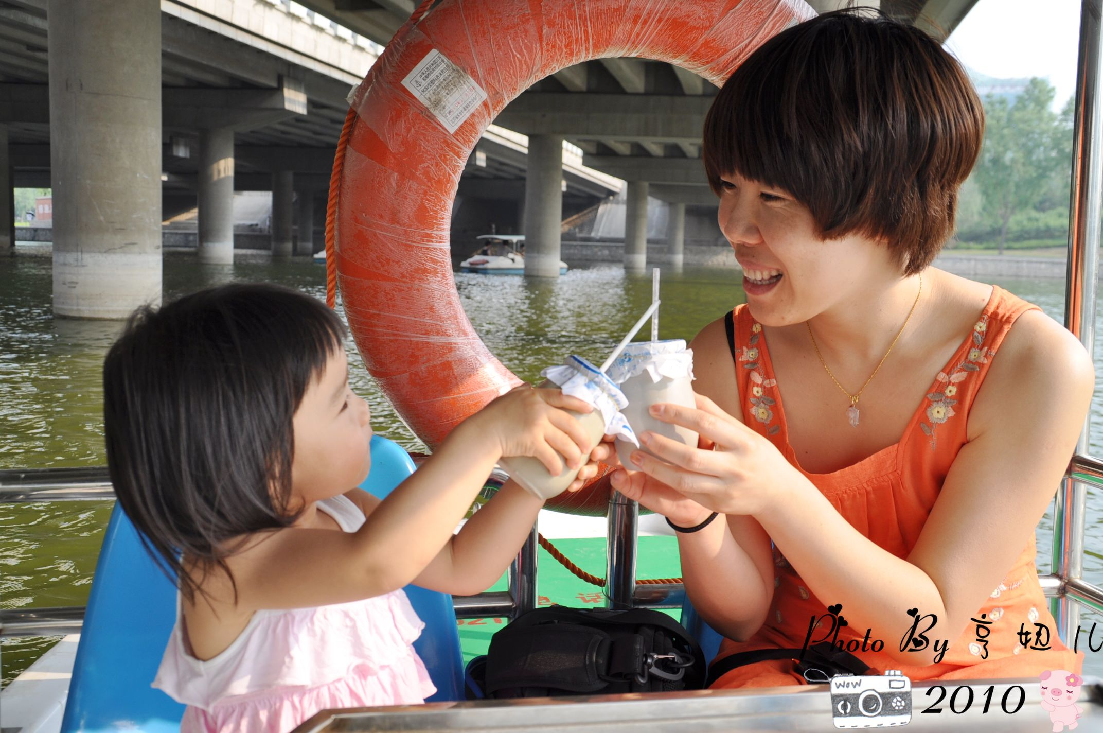 干杯 这磁罐的酸奶真是美好的回忆 小船长 让我们清凉一夏