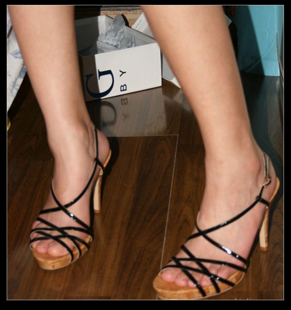 【恋上你的脚】爱美爱到脚指头